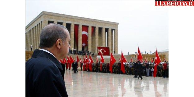 Erdoğan'ın Anıtkabir Defterine Yazdığı Notta '15 Temmuz' Vurgusu