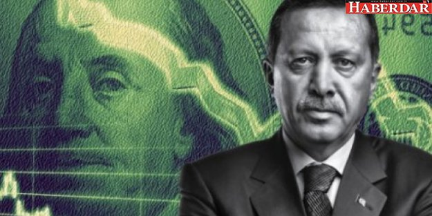 Erdoğan konuştu: Dolar fırladı!