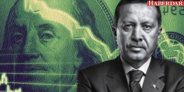 Erdoğan konuştu; Dolar fırladı!