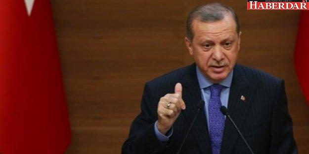 Erdoğan: Türkiye'nin en büyük sorunu kendini doğru şekilde anlatamamak