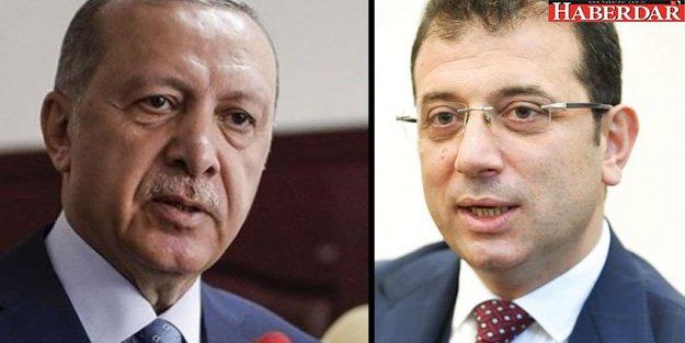 Erdoğan ve İmamoğlu'nun görüşme tarihi belli oldu