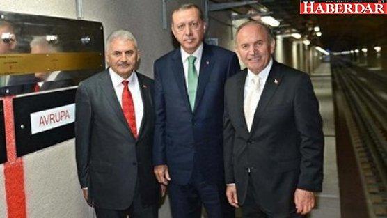 Erdoğan, Yıldırım ve Topbaş'a ilginç çağrı