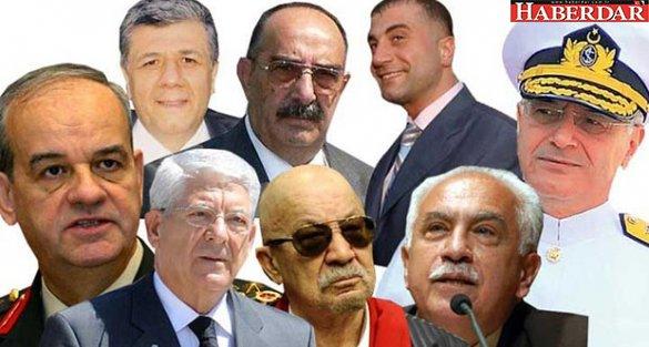 Ergenekon sanıklarının yurtdışı yasağı kaldırıldı