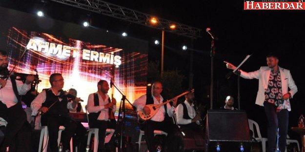 Ahmet Ermiş, Keşkek Festivali'ne damga vurdu