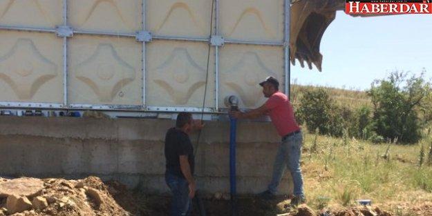 Esenyurt'a Kompozit İçme Suyu Deposu Kazandırıldı