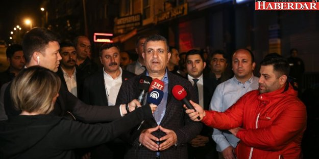 Esenyurt Belediye Başkanı Kemal Deniz Bozkurt'tan  tahliye edilen binalarla ilgili açıklama