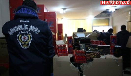 Esenyurt'ta 'Cinsel Gücü Arttırıcı Çikolata' Operasyonu