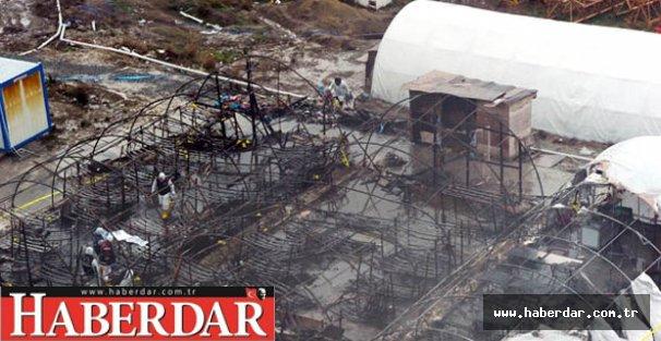 Esenyurt'taki Çadır Yangını Davası 11 Can İçin 57 Yıl Ceza Verildi