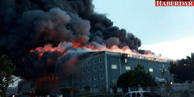 Esenyurt'taki Yangının Çıkış Sebebi Belli Oldu