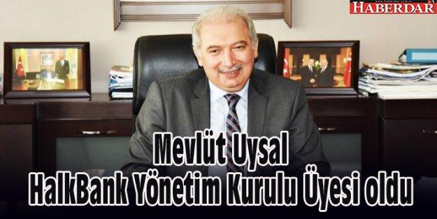 Eski İBB Başkanı Mevlüt Uysal Halkbank yönetimine atandı