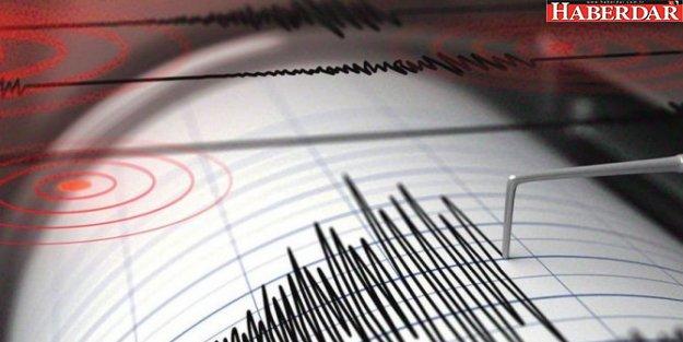Eskişehir'de korkutan deprem