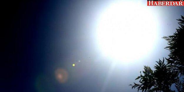 Etkisini gösteren güneş deri hastalıklarını artırdı