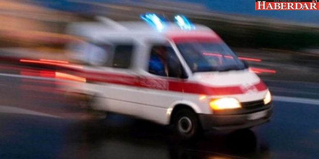 Fabrikada amonyaktan etkilenen 25 işçi, hastaneye kaldırıldı