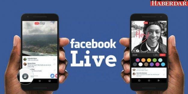 Facebook Live için önemli güncelleme!