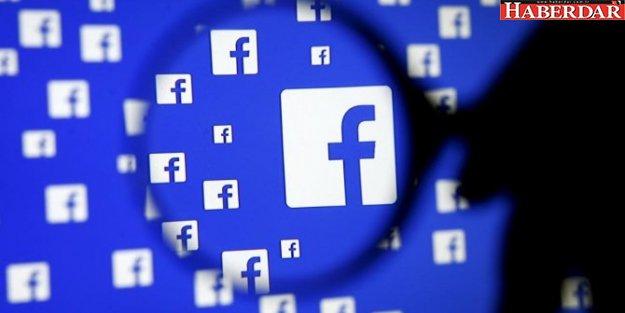 Facebook'tan bir ilk