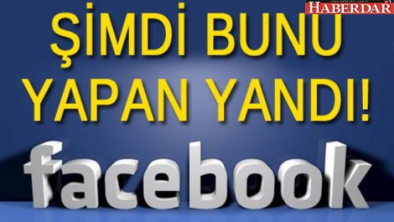 Facebook'tan flaş karar