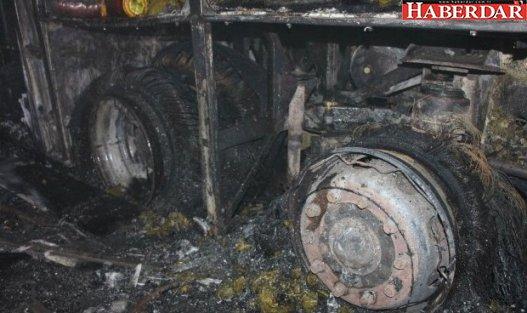 Facia! Yolcu otobüsü yandı: 52 ölü