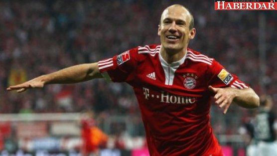 F.Bahçe'de Robben heyecanı