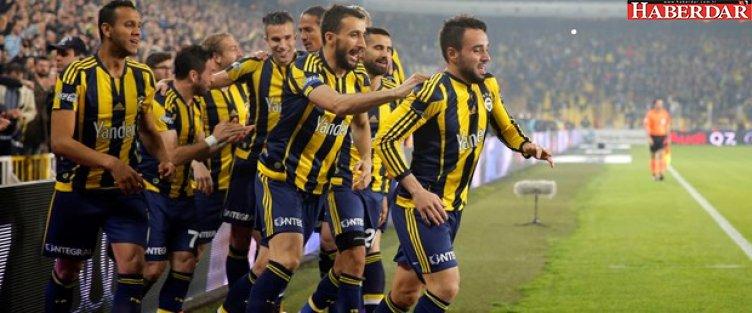 Fenerbahçe: 2-0 Beşiktaş