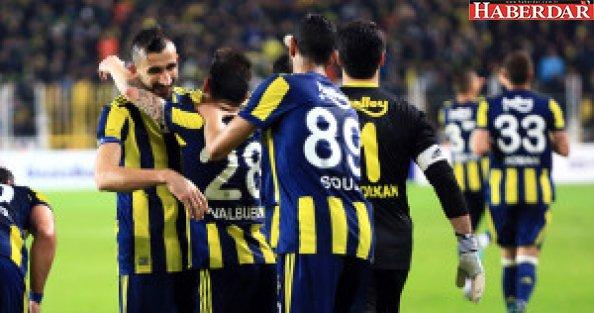 Fenerbahçe, 49 Hafta Sonra İlk 2'de