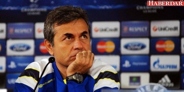 Fenerbahçe Aykut Kocaman'ı istiyor!