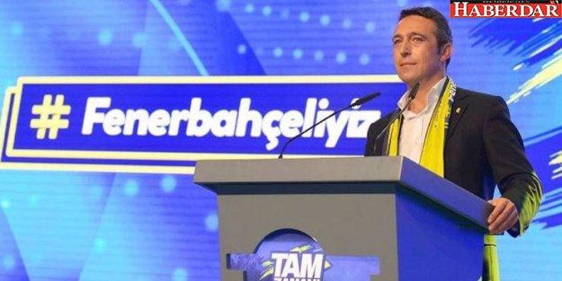 Fenerbahçe Başkan Adayı Ali Koç, Bodrum Büyük Buluşması'nda konuştu