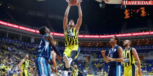 Fenerbahçe Beko yarı finale yükseldi