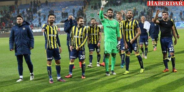 Fenerbahçe, Beşiktaş derbisine tam kadro