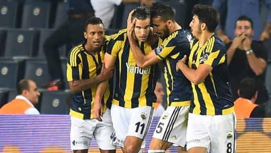 Fenerbahçe Bursaspor'u 2-1 Yendi