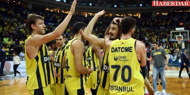 Fenerbahçe'de muhteşem başarı