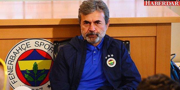 Fenerbahçe'de son dakika! Aykut Kocaman gönderilecek mi?