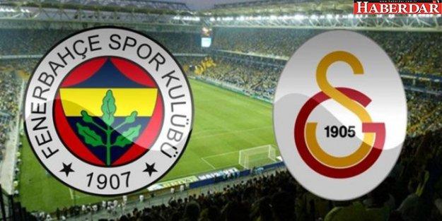 Fenerbahçe'den Galatasaray'a 6-0 göndermesi
