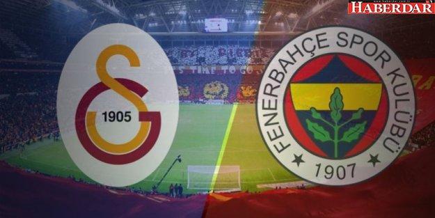Fenerbahçe - Galatasaray derbisinin bilet fiyatları belli oldu