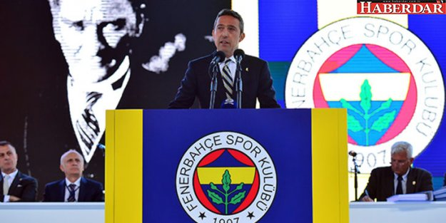 Fenerbahçe'nin 33. başkanı Ali Koç