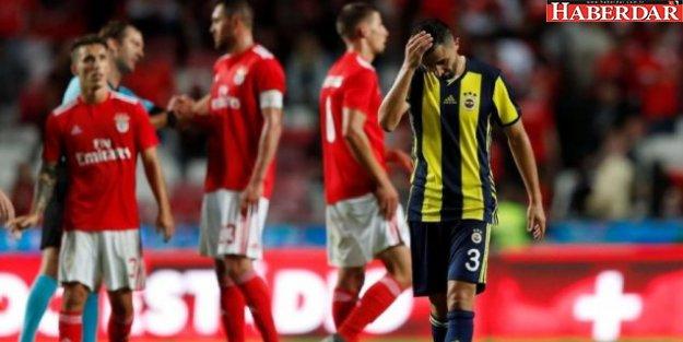 Fenerbahçe Portekiz'de istediğini alamadı