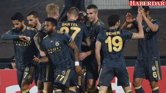Fenerbahçe şov yaptı