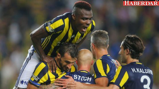 Fenerbahçe tur yolunda virajı döndü