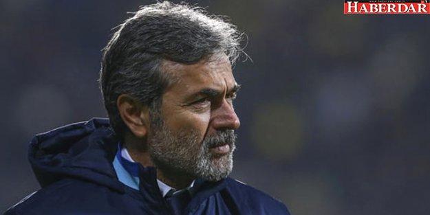 Fenerbahçe Yönetimi, Aykut Kocaman'ın İstifasını Kabul Edecek