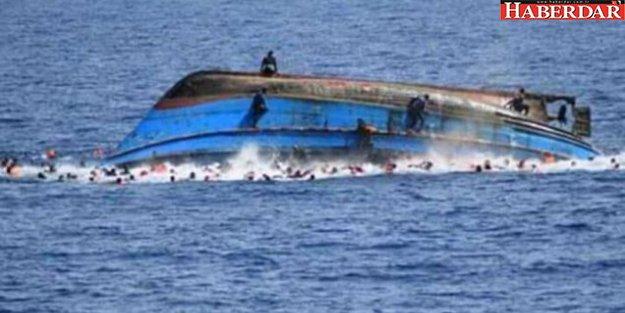 Feribot alabora oldu: 200'den fazla kişi kayıp