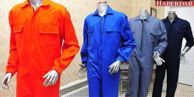 FETÖ'cülerin Giyeceği Tek Tip Kıyafetin Rengi Belli Oldu