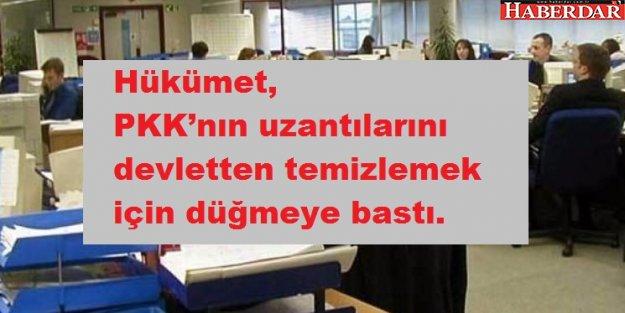 FETÖ'den sonra, sıra PKK'nın uzantılarında...