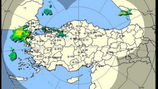 Fırtına Marmara'ya yaklaşıyor