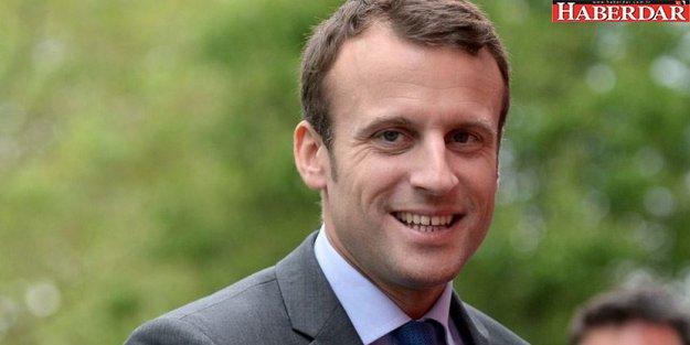 Fransa'nın yeni cumhurbaşkanı Emmanuel Macron oldu