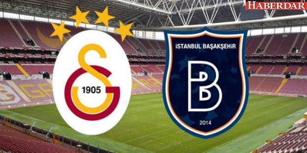 Galatasaray - Başakşehir maçının hakemi belli oldu