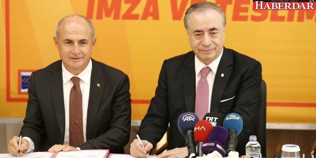 Galatasaray Büyükçekmece Spor Tesisleri için imzalar atıldı