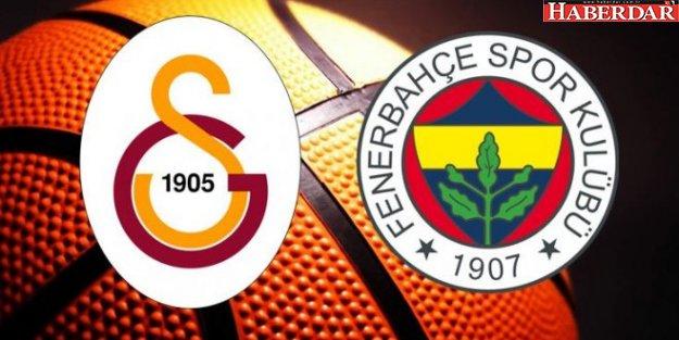 Galatasaray Fenerbahçe maçı hangi kanalda saat kaçta canlı yayınlanacak?