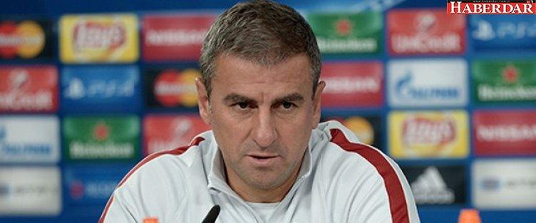 Galatasaray ile Hamza Hamzaoğlu'nun yolları ayrıldı
