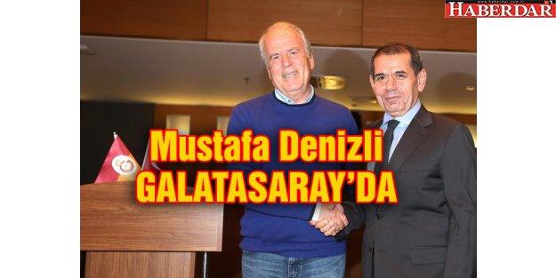 Galatasaray  Mustafa Denizli ile anlaştı!