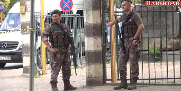 Gaziantep'te Bombalı Saldırı İhbarı Polisi Alarma Geçirdi