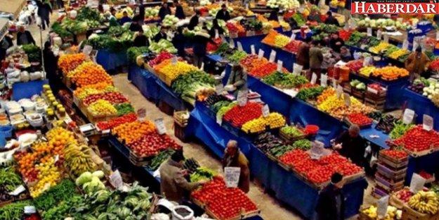 Gıda enflasyonu durdurulamıyor!